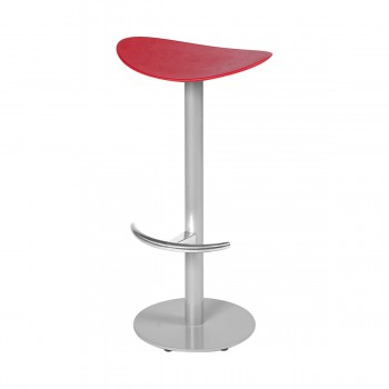 Bar Stool Coma, red