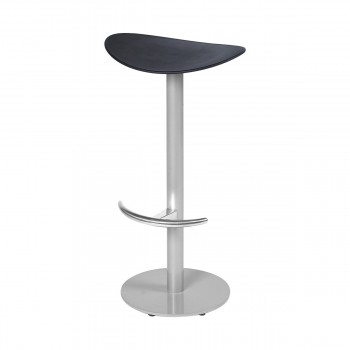 Bar Stool Coma, black
