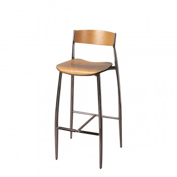 Bar Stool Baba, beech