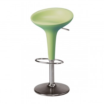 Bar Stool Bombo, green