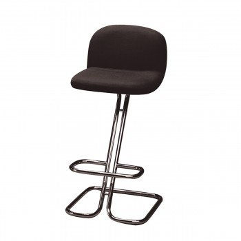 Bar Stool Bruno, black