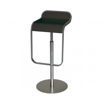 Bar Stool Lem, black