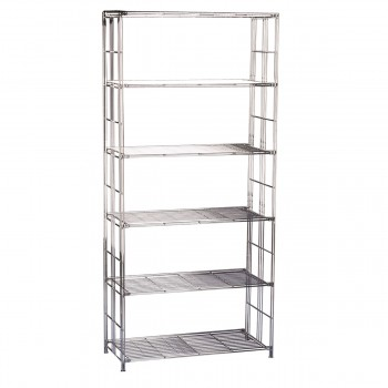 Shelf, chrome