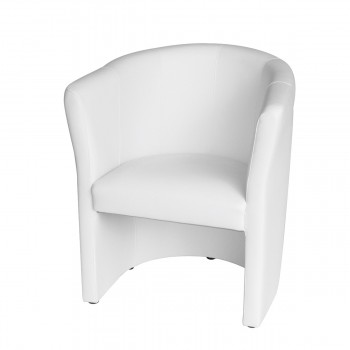 Easy Chair Havanna, white