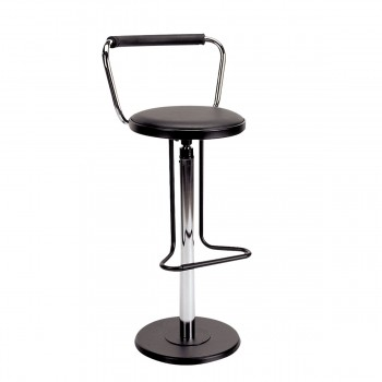 Counter Chair Louisiana, black