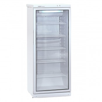 Bottle Refrigerator with glass door, 290 l