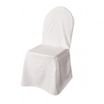 Chair cover, cream white