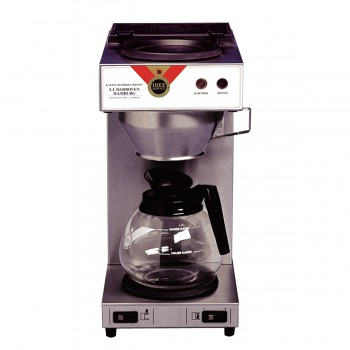 Professional Coffee Machine, steel