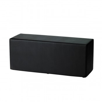 Bench Qube, black