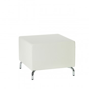 Seating-Element Multi I (without backrest), white