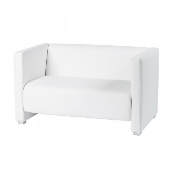 Sofa York, white