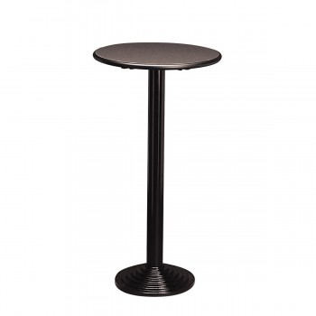 Standing Table Black Jack, black
