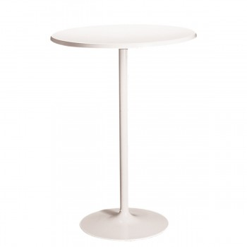Standing Table Frankfurt, white