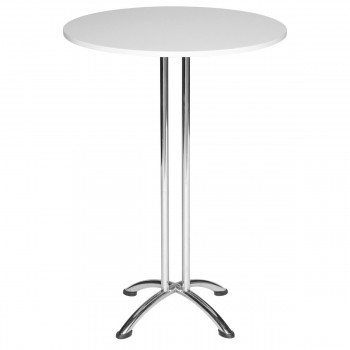 Standing Table Lucca, white