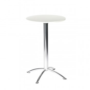 Standing Table Sea, white