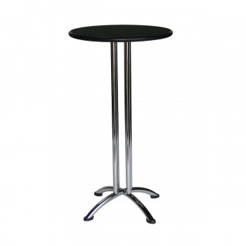 Standing Table Trento, black