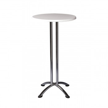 Standing Table Trento, white