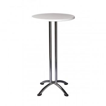 Standing Table Trento, white