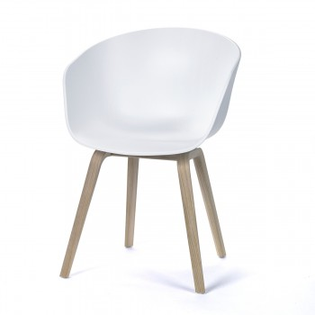 About a Chair, white