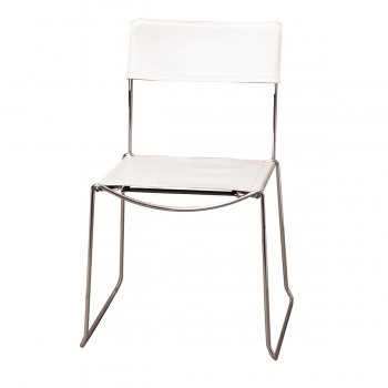 Chair Arlo, white
