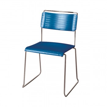 Chair Beo, blue