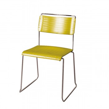 Chair Beo, yellow