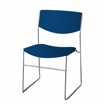Chair Bono, blue
