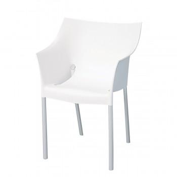 Chair Dr. No, white