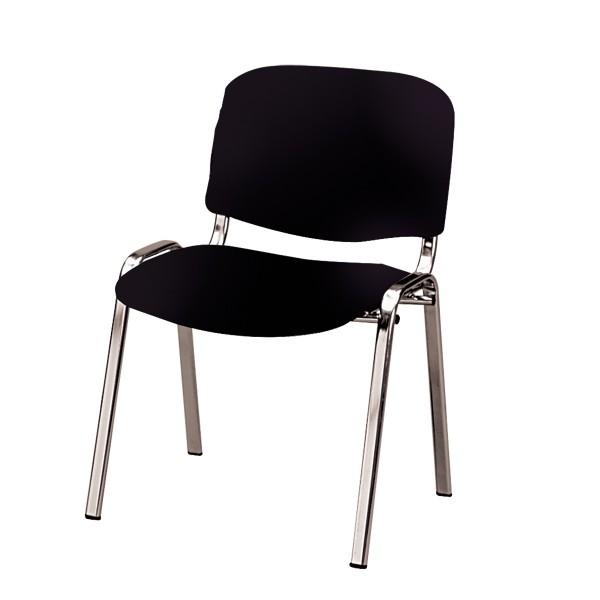 Chair Dublin Black Chairs Expo Mietmobel