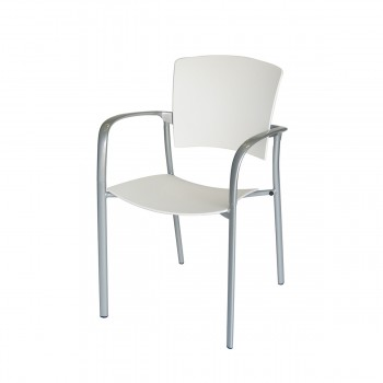 Chair Eina, white