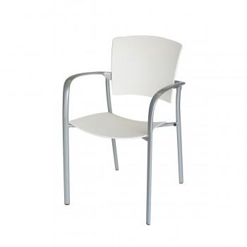 Chair Eina, white
