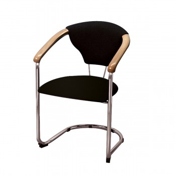 Chair Kelly, black