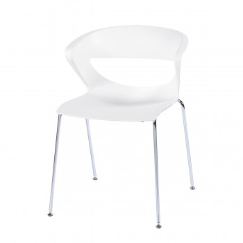Chair Kicca, white