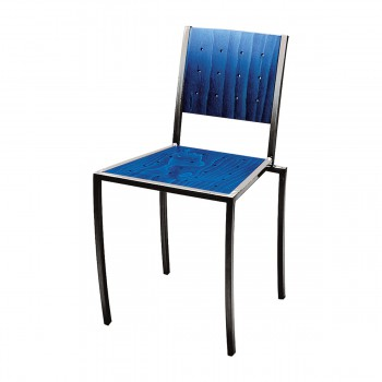 Chair Pico, blue