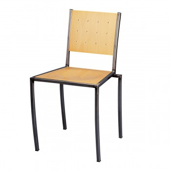 Chair Pico, natural wood