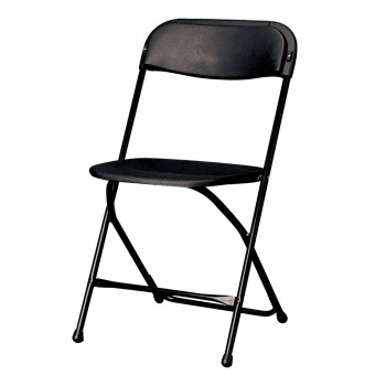 Folding Chair Sam, black