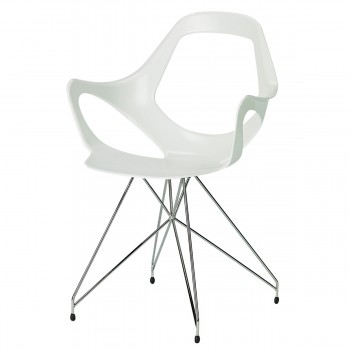 Chair Spider, white