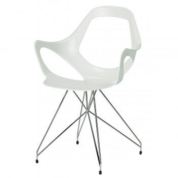Chair Spider, white