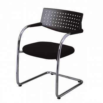 Chair Visavis, black
