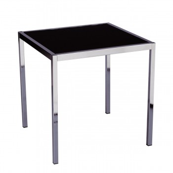 Table Nizza, black