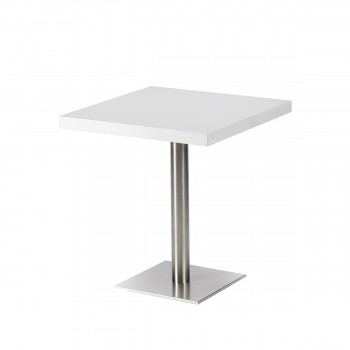 Table Quadro, white