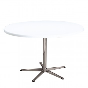 Table Ron 120, white