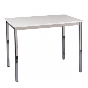 Table Standard 90, white