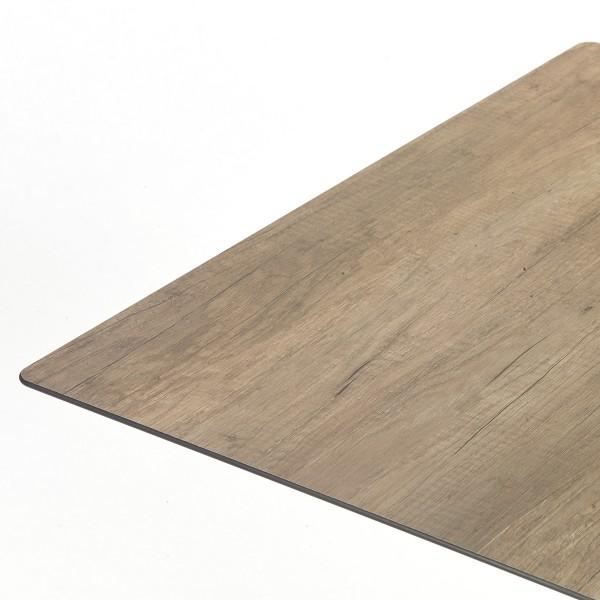 tischplatte holz couchtisch aus grauem holz claudette. Black Bedroom Furniture Sets. Home Design Ideas