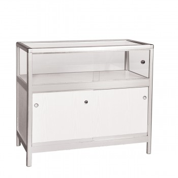 Table Showcase, grey