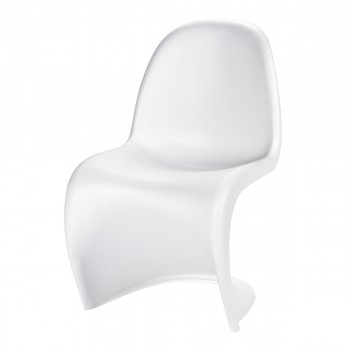 Panton Chair, white