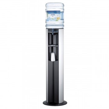 Watercooler with 2 x 18,9 l water and 200 cups