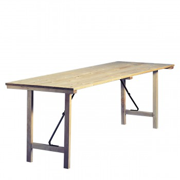 Folding table, 200/70
