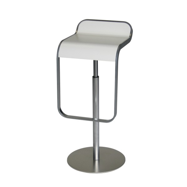 Bar Stool Lem White Chairs Expo Mietm 246 Bel